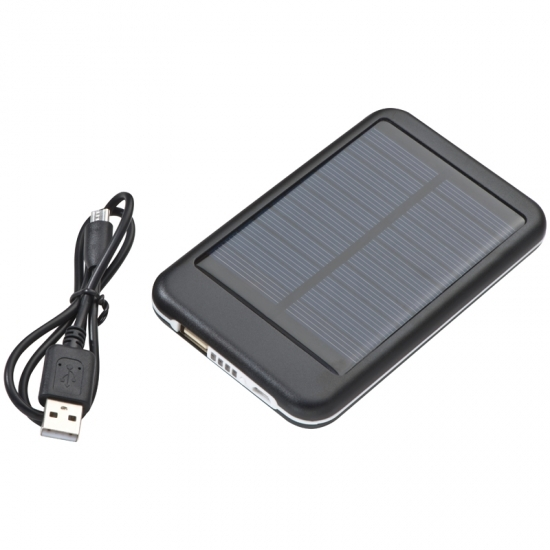 Power bank solarny 4000 mAh PHILADELPHIA 4000mAh